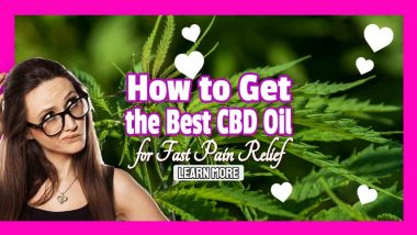 """Image text: """"How to Get the Best CBD Oil""""."""